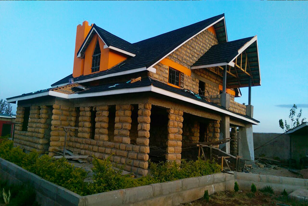 Shingles - Roofing tiles Kenya