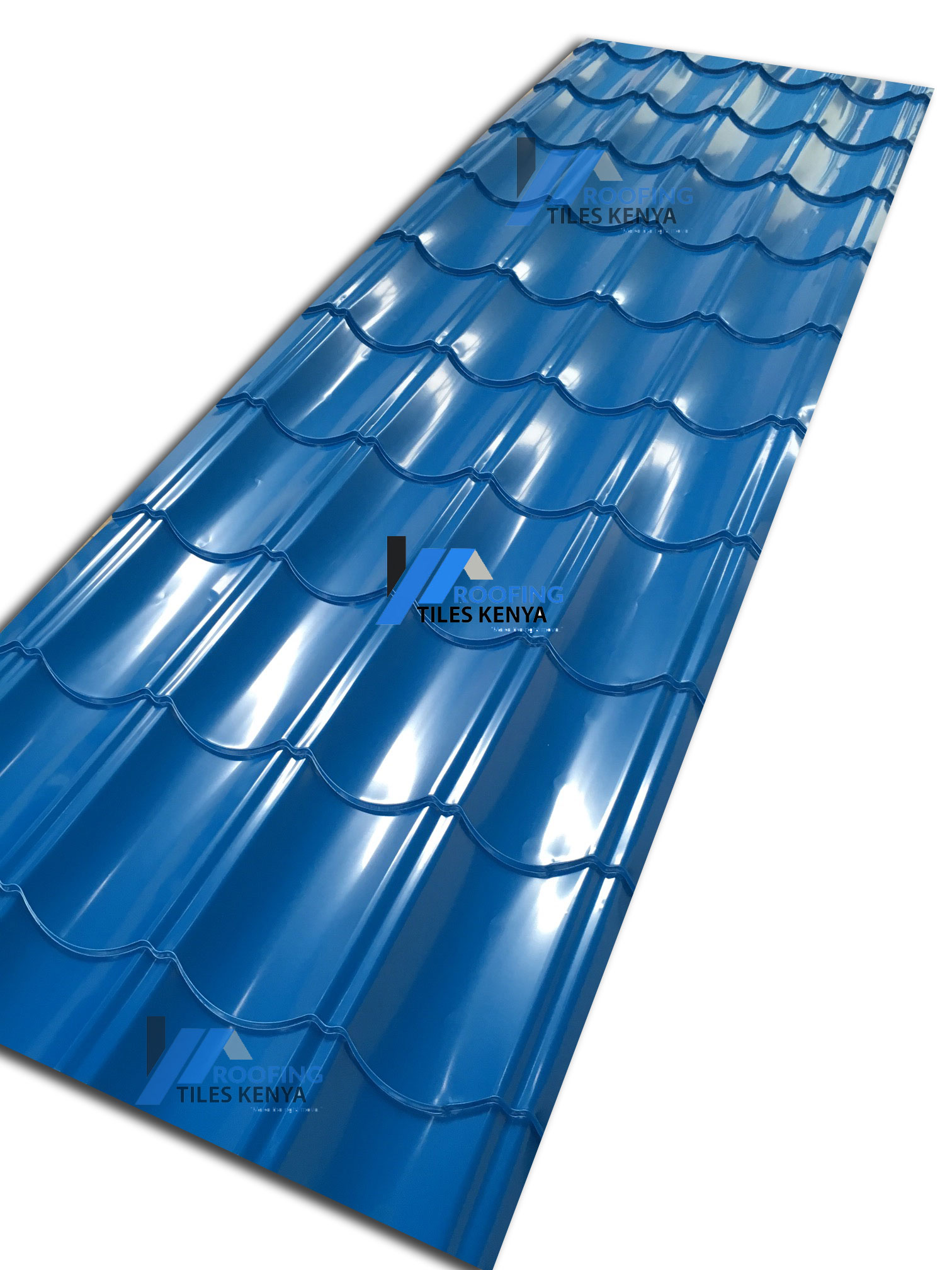 Blue Versatile Roof- Roofing Tiles Kenya