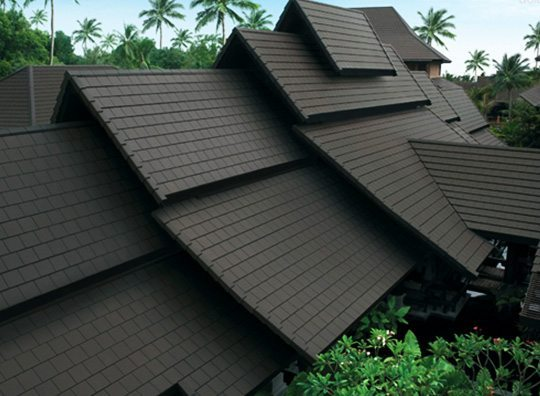 Prestige Flat Roof Tile Golden Brown Roofing Tiles Kenya