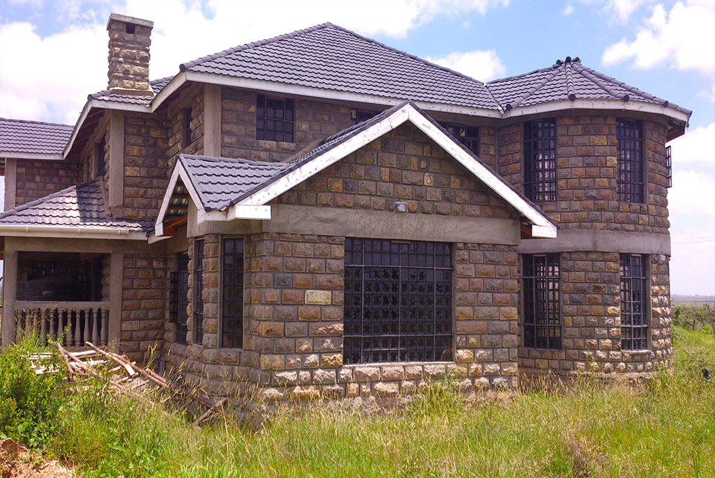 Affordable Roof and a variety of colours- Roofing tiles Kenya