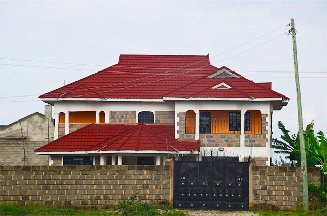 Tiles Roofing Tiles Kenya Brown Classical Tiles