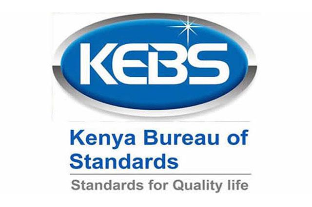 Roofing Tile Kenya KEBS logo