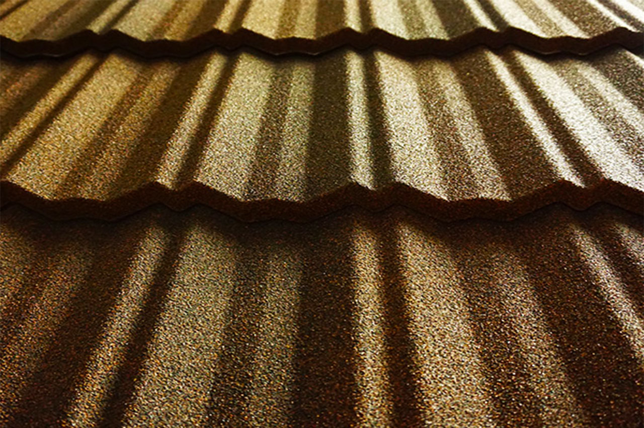 Brown Classic Tiles Roofing Tiles Kenya